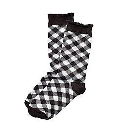 HUE® Femme Top Socks
