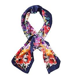 Lauren Ralph Lauren® Carla Floral Silk Oblong Scarf