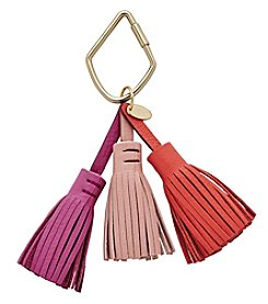 Fossil® Three Tassel Loop Key Fob