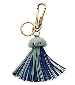 Fossil® Jellyfish Tassle Keyfob
