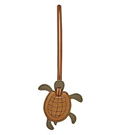Fossil® Turtle Bag Charm