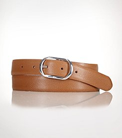Lauren Ralph Lauren® Whitby Leather Centerbar Belt