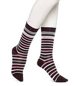 HUE® Jeans Socks