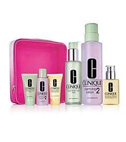 Clinique Great Skin Everywhere 3-Step Skin Type I/II Gift Set (A $90 Value)
