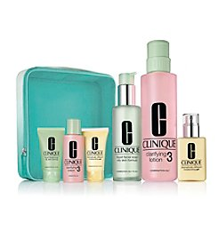 Clinique Geat Skin Everywhere 3-Step Skin Type III/IV Gift Set (A $90 Value)