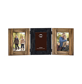 "Prinz® Woodlands 3 Hinged 4"" x 6"" Frames"