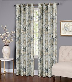 Achim Tranquil Lined Grommet Wondow Curtain