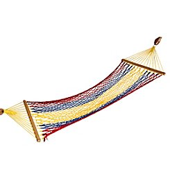 Ore International Rainbow Red Hammock