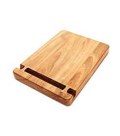 Ironwood Gourmet® Cutting Board with Small Knife Holder