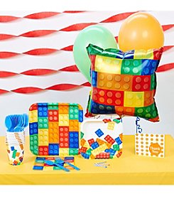 Building Block Party Kit