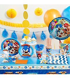Sonic the Hedgehog Boom Party Kit