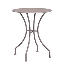 Zuo Modern Oz  White Dining Round Table