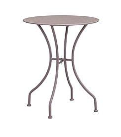Zuo Modern Oz  White Dining Round Table