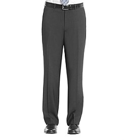John Bartlett Statements Men's Black Pindot Suit Separates Pants