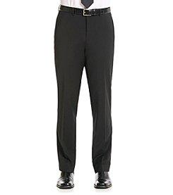 Calvin Klein Men's Black X-Fit Suit Separates Pants