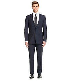 Calvin Klein Men's Navy X-Fit Suit Separates