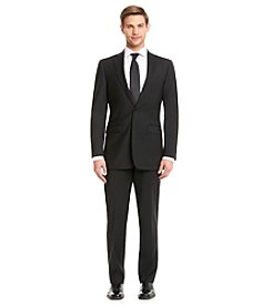 Calvin Klein Men's Black X-Fit Suit Separates