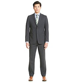 Lauren Ralph Lauren Men's Charcoal Suit Separates