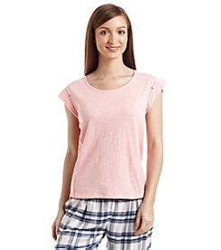 Tommy Hilfiger® Capped Sleeved Lounge Top