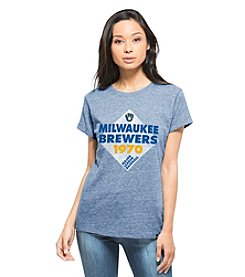 47 Brand ® MLB® Milwaukee Brewers Women's