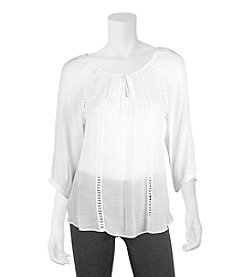 A. Byer Peasant Top