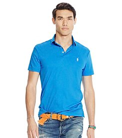 Polo Ralph Lauren® Men's Pima Soft Touch Short Sleeve Polo Shirt