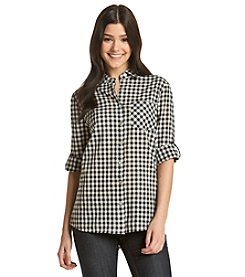 Living Doll® Gingham Shirt