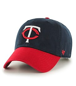 MLB® Minnesota Twins Men's Clean Up Baseball Hat
