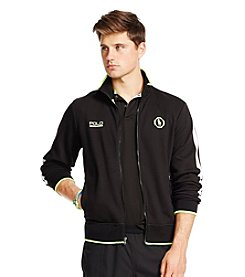 Polo Sport® Men's Long Sleeve Interlock Track Jacket