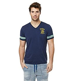 Buffalo by David Bitton Men's Nascals Short Sleeve Tee