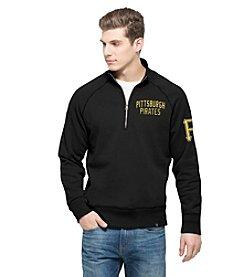 MLB® Pittsburgh Pirates Men's Gamebreak Quarter Zip Long Sleeve Pullover