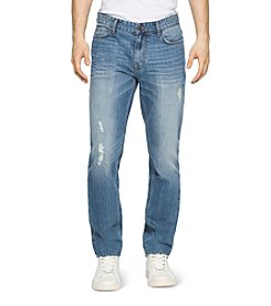 Calvin Klein Jeans® Men's Slim Straight Essential Jeans