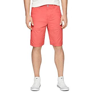 Calvin Klein Jeans® Men's Multi Stitch Flat Front Shorts