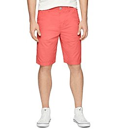 Calvin Klein Jeans® Men's Multi Stitch Flat Front Shorts