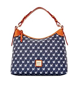 Dooney & Bourke® MLB Milwaukee Brewers Hobo