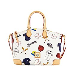 Dooney & Bourke® MLB Milwaukee Brewers Satchel