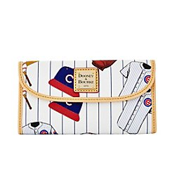 Dooney & Bourke® MLB® Chicago Cubs Continental Clutch
