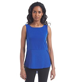 Calvin Klein Double Layered Top