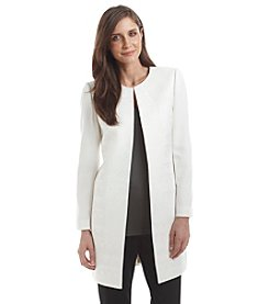 T Tahari® Long Coat