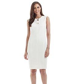Kasper® Pique Dress