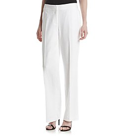 Nine West® Classic Linen Pants