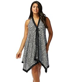 Coco Reef® Plus Size Scarf Dress Cover Up