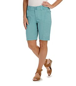 Lee® platinum label Lola Bermuda Shorts