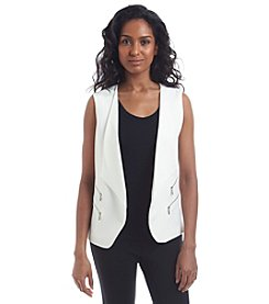 Calvin Klein Side Zipper Vest