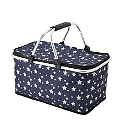 LivingQuarters Americana Collection Insulated Tote