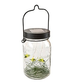 LivingQuarters Solar Firefly Lantern