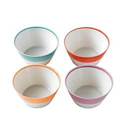 Royal Doulton® Set Of Four Bright Cereal Bowls