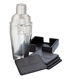 Waterford® Cocktail Shaker Set + GET THIS FREE!  See offer details