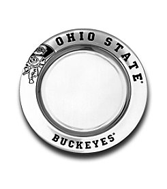 Wilton Armetale® Ohio State University Small Round Tray