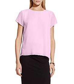 Vince Camuto® Pleated Front Blouse